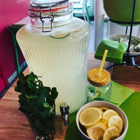 home made limonade yammie
