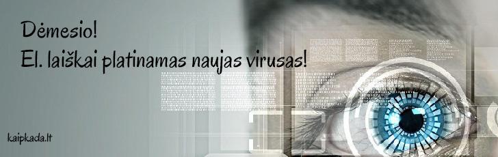 virusas el laiskais platinamas
