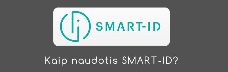 kaip naudotis smart id