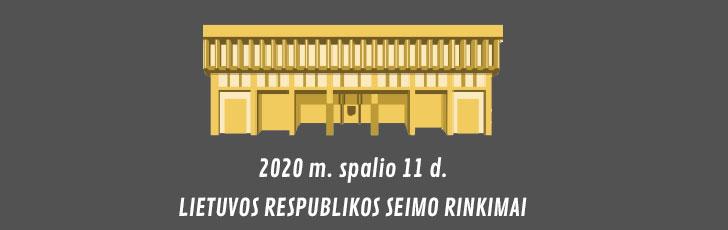lietuvos respublikos seimo rinkimai 2020