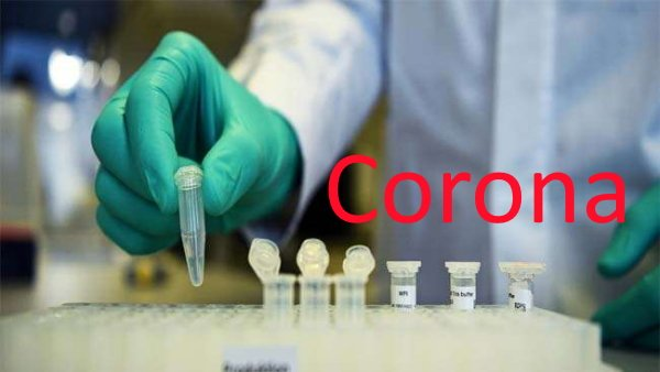 korona covid testas