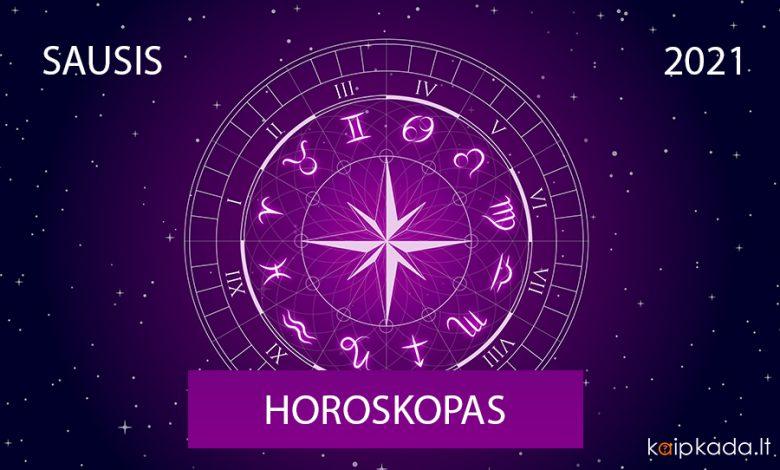 2021 sausio horoskopas