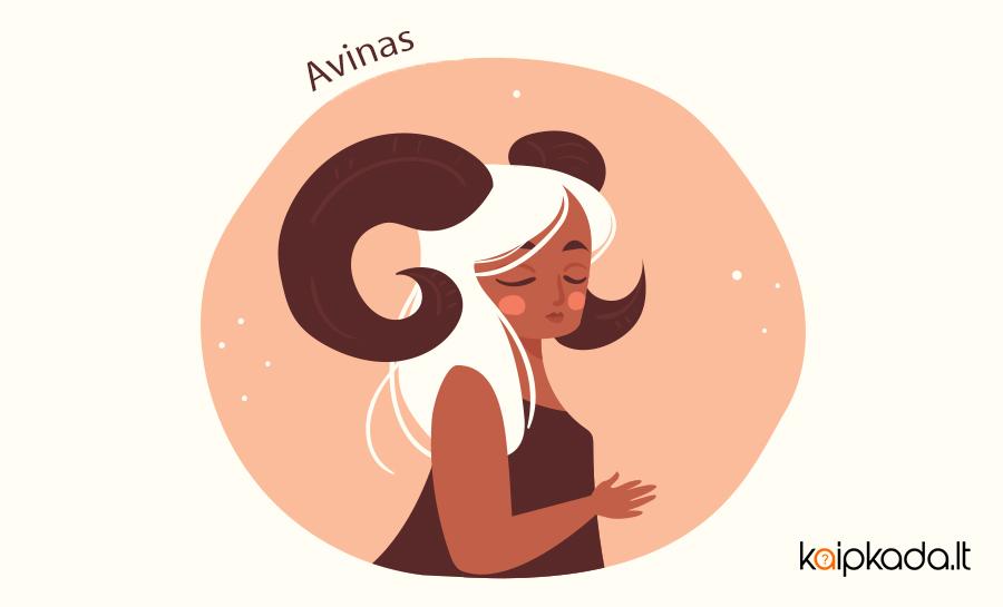 Avinas zodiako zenklas