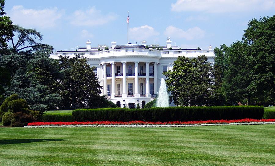 Baltieji Rūmai JAV Amerika Joe Bidenas