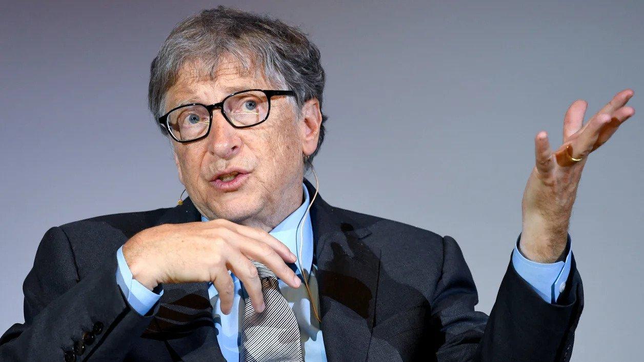 Ką kalba Bill Gates apie pandemiją