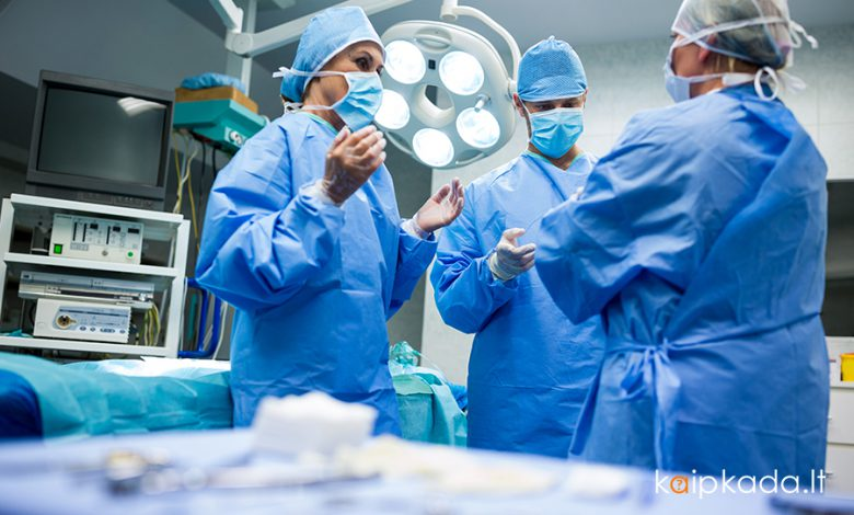JAV nustatytos dvi naujos koronaviruso atmainos