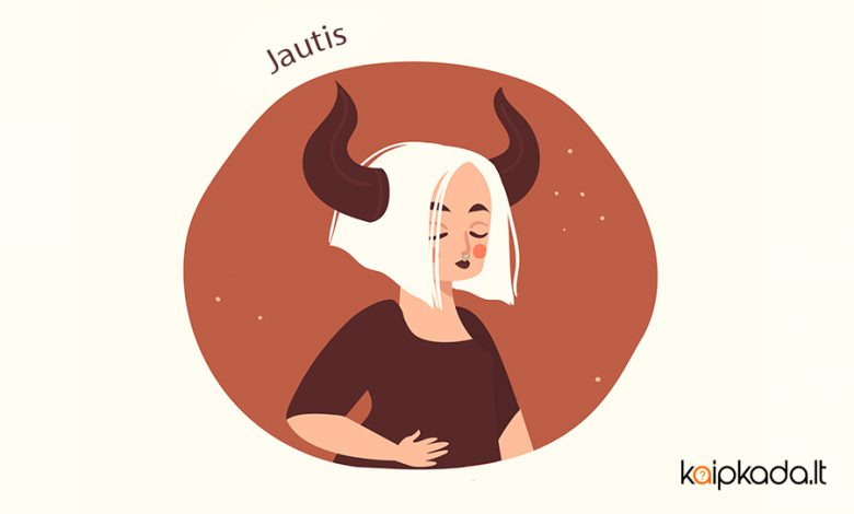 Jautis zodiako zenklas