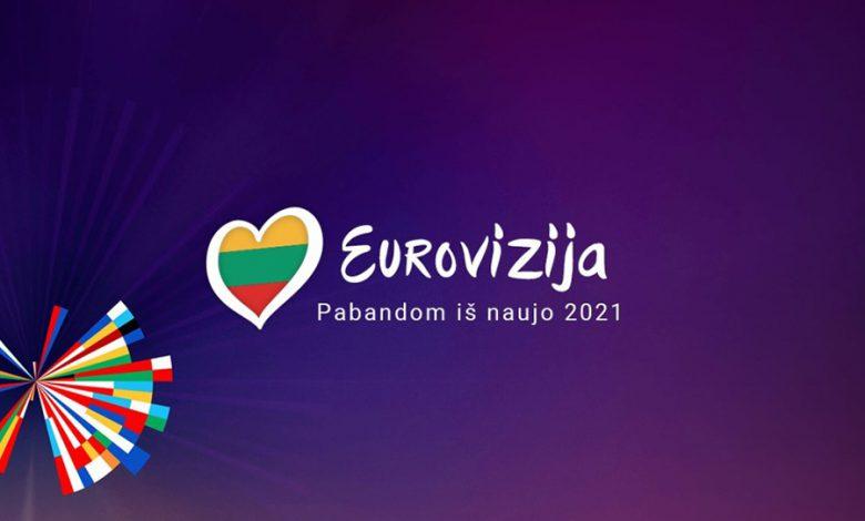 Nacionaline Eurovizijos atranka 2021 Pabandom is naujo