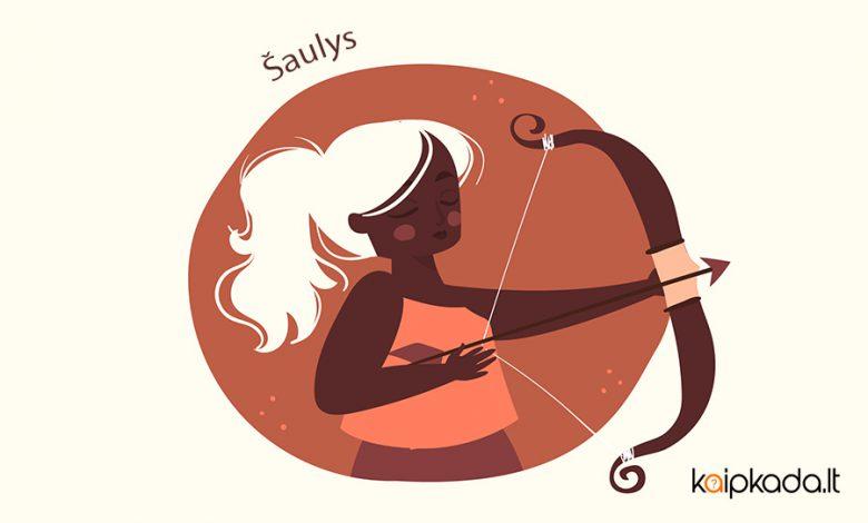 Šaulys zodiako ženklas