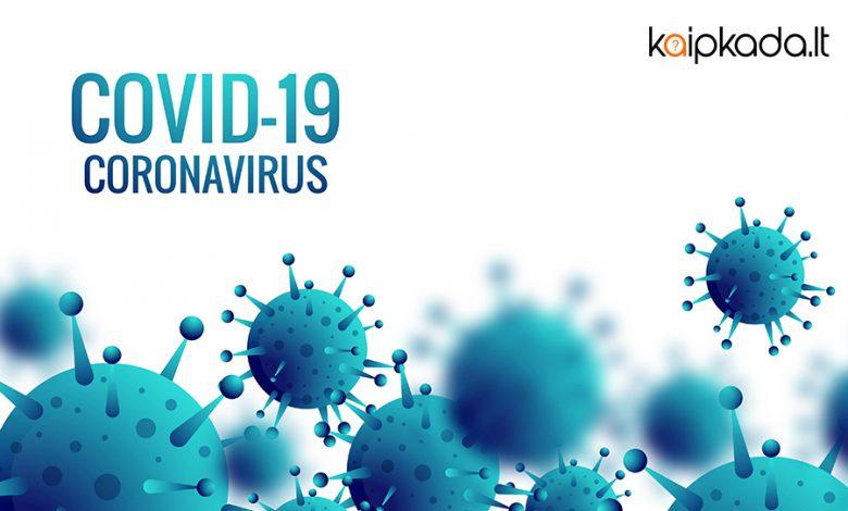 Tie kurie sirgo koronavirusu yra pavojingi