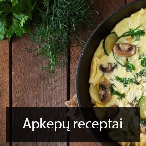apkepu receptai