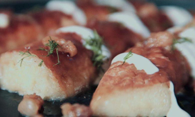 Tradiciniai Lietuviški bulvių vėdarai