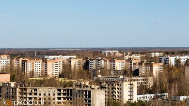 kada sprogo cernobylis