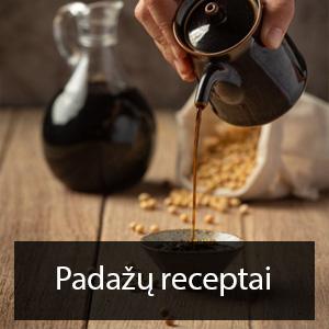 padazu receptai