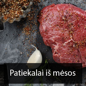 patiekalai is mesos