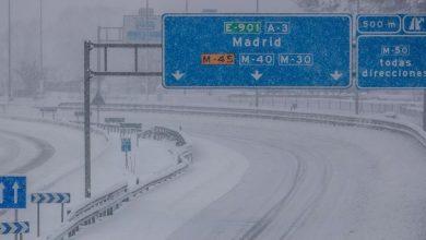 sniegas ispanijoje 1