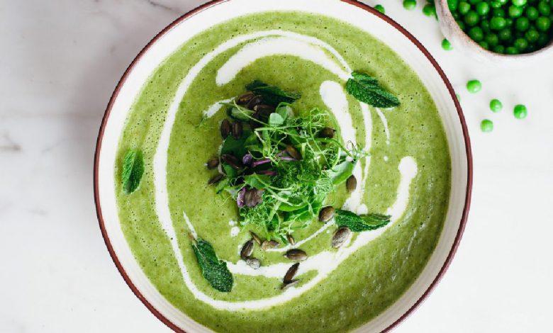 Trintos žirnių sriubos receptas