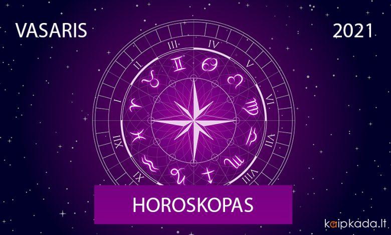 vasario horoskopas 2021