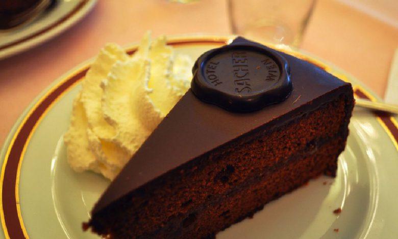 """""""Sacher"""" Vienos tortas (Zacherio)"""