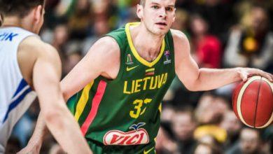 Eurobasket atranka Lietuva Cekija