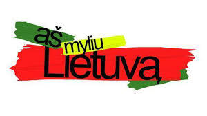 as myliu Lietuva