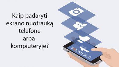 kaip padaryti ekrano nuotrauka telefone arba kompiuteryje min
