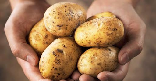 kaip virti bulves