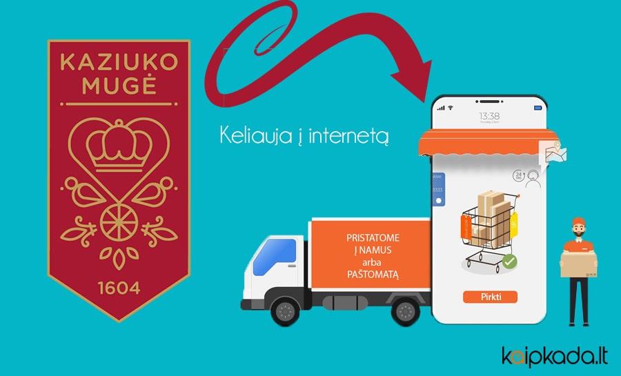 Kaziuko mugė 2021: INTERNETE - KAIPKADA - Naujienų, Patarimų, Receptų  portalas