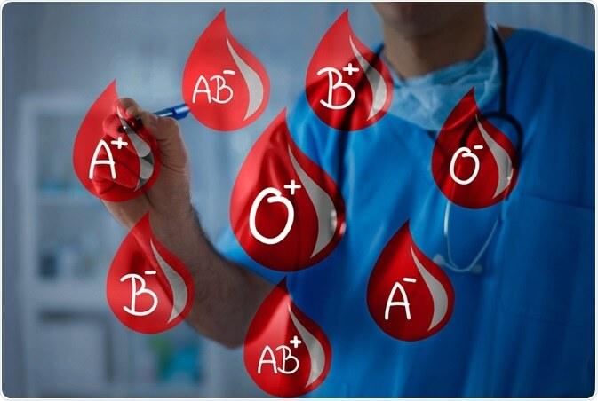 Kraujo grupes