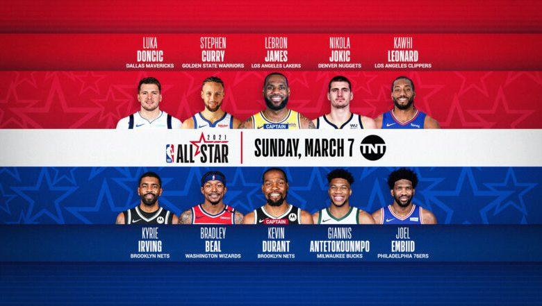 NBA visu zvaigzdziu rungtynes kovo 8 d