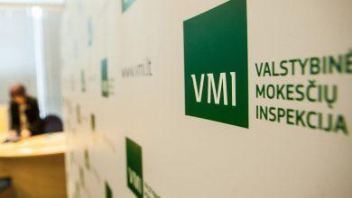 VMI turto deklaravimas 2021