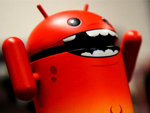 Android virusas FluBot