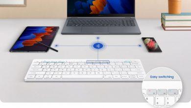 Naujoji Samsung klaviatura