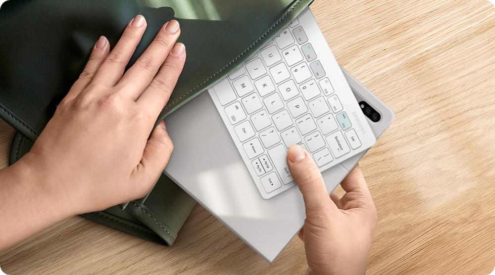 Samsung ismanioji klaviatura
