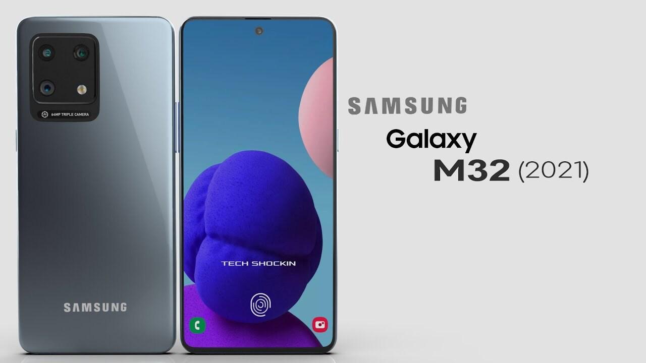samsung galaxy M32 2021