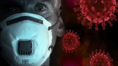 koronaviruso pasekme