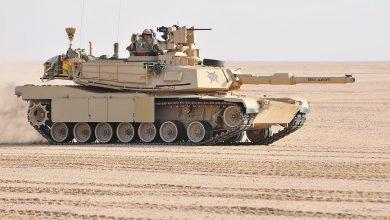 Tankas Abrams JAV