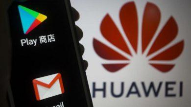 Google paslaugos Huawei telefonuose