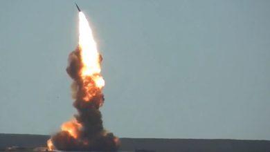 Rusija isbande priesraketines gynybos sistema